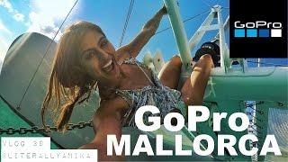 TRAVEL Vlog 39-  GoPro #HERO5 trip to Mallorca