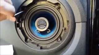 Снятие обшивки двери Renault Logan Рено Логан