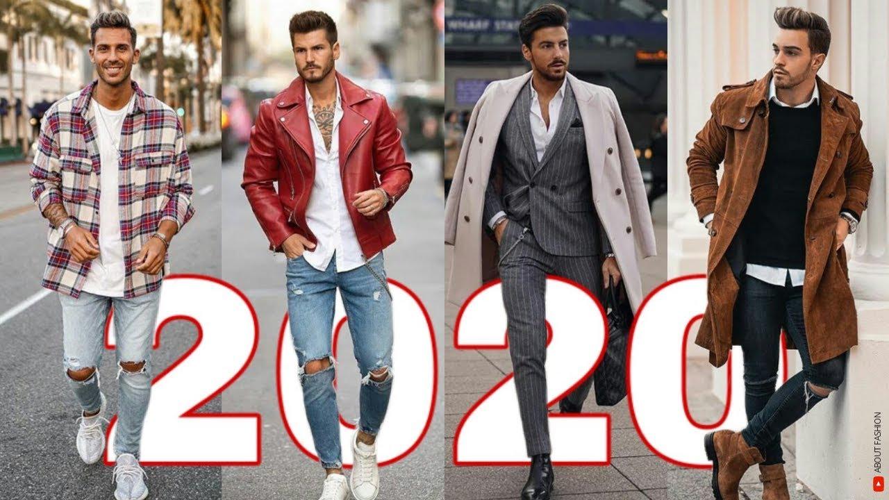 Outfits De Hombres De Moda 2020 2021 Tendencias Con Ropa Casual Y Elegante Para Chicos Jovenes Youtube
