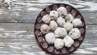 Вегетарианские конфеты из сухофруктов и орехов своими руками, полезные постные рецепты