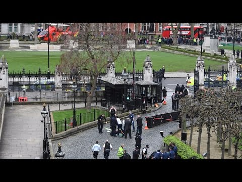 Five people killed in Westminster terror attack