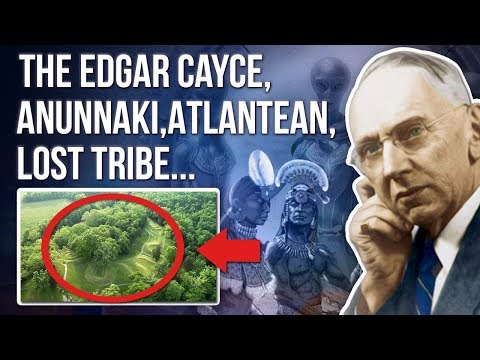 The Edgar Cayce, Anunnaki, Atlantean, Lost Tribe, Mound Builder, Nephilim, Haplogroup X Connection!