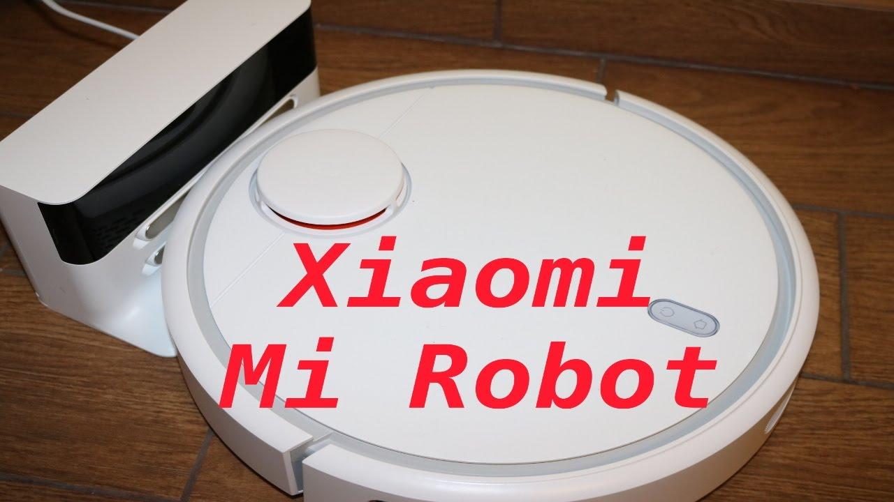 Xiaomi Mi Robot Test Inteligentnego Odkurzacza Z Chin Youtube