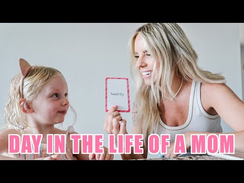 I'M OBSESSED, LOL! / DAY IN THE LIFE OF A MOM! / Caitlyn Neier from YouTube · Duration:  21 minutes 52 seconds