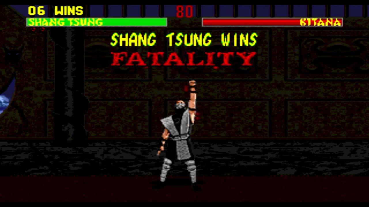 Video - GEN Mortal kombat II Unlimited (HACK) TAS 1 2 | The