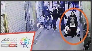 زوج سيدة انفجار الأزهر يروى تفاصيل إصابة زوجته حلاوتهم