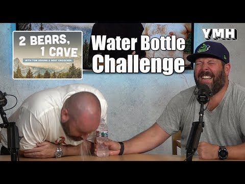 #WaterBottleChallenge - 2 Bears 1 Cave Highlight