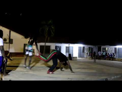 Part 30  Abibifahodie Asako Afrikan Combat Capoeira Fight Night
