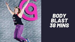 Body Blast 38 Mins
