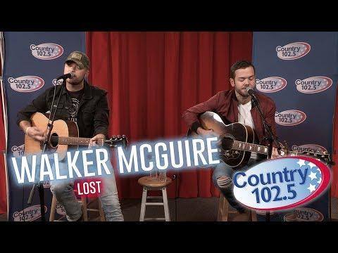 Walker McGuire - Lost