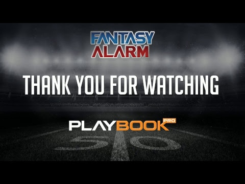 Fantasy Alarm MLB Accountability - 5.18.18