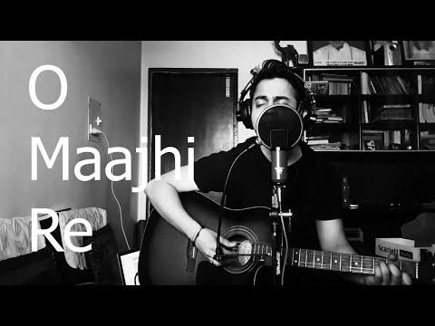 Kishore Kumar - O Majhi Re (Guitar Cover)