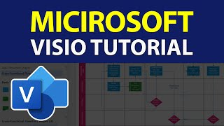 How to Draw Visio Diagram -  Step by Step Tutorial [2019 Edition]