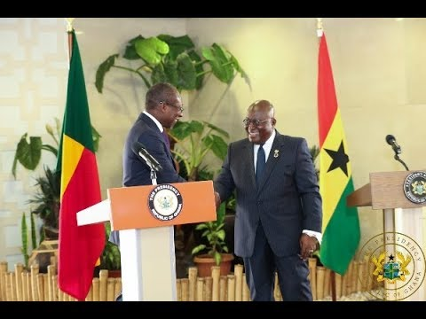 Ghana, Benin to promote ECOWAS common currency agenda