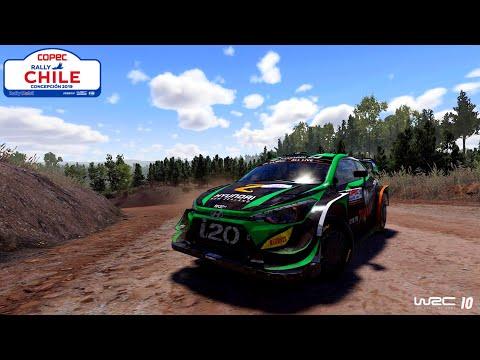 WRC 10 FIA World Rally Championship   Copec Rally Chile   Hyundai I20 WRC  