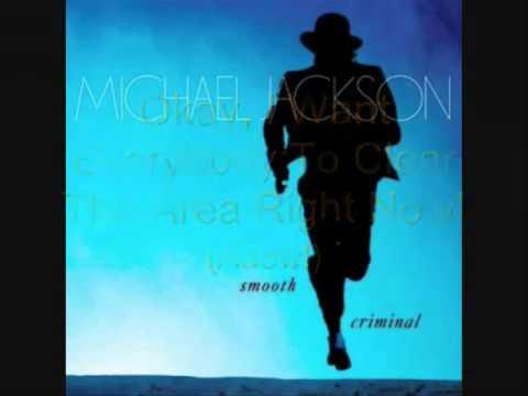 Michael Jackson - Smooth criminal(karaoke)