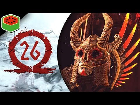 PART 26 - TRIALS OF MUSPELHEIM | God of War Let's Play