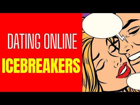 💑 💑 The Best Icebreakers To Use To Make Online Dating Less Awkward from YouTube · Duration:  2 minutes 25 seconds