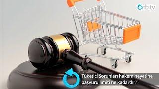 Tüketici Sorunları Hakem Heyeti'ne başvuru limitleri ne kadardır?