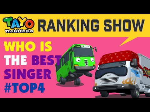 [Tayo Ranking Show] #4 Who is the best singer?