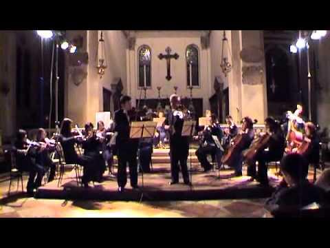 Mozart Sinfonia Concertante K364 Vianello - Giuranna