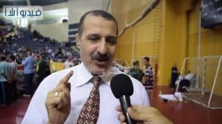 رئيس اللجنة العليا لحكام الكاراتيه