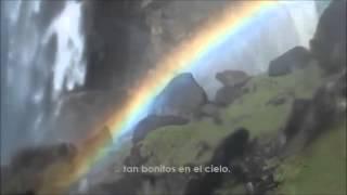 What a wonderful world   Louis Armstrong Español 360p