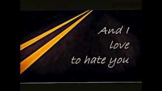 I Fucking Hate You-Lyrics Godsmack