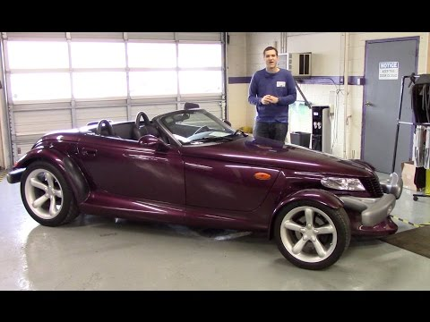 Thumbnail: Here's Why the Plymouth Prowler Is the Weirdest Car of the 1990s