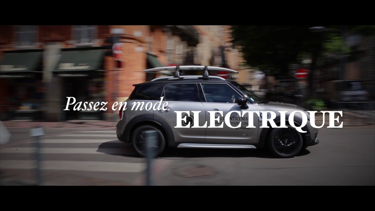 mini countryman hybride rechargeable e all4 by pelras youtube. Black Bedroom Furniture Sets. Home Design Ideas
