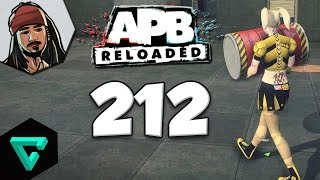 APB: Reloaded Co-operative Gameplay (60 FPS) Ep.212