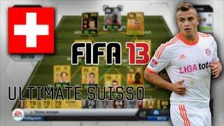 ULTIMATE SUISSO - FIFA 13