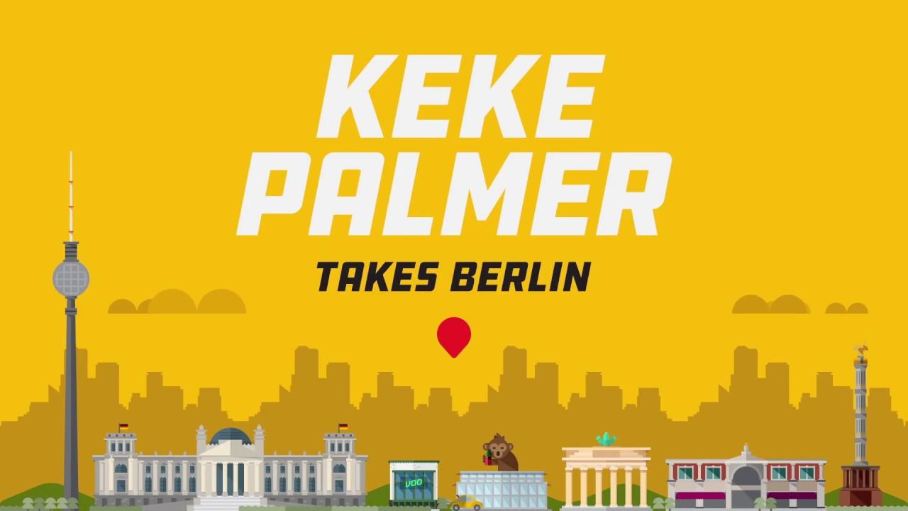 Download Berlin Station Season 2: Keke Palmer in Berlin I EPIX