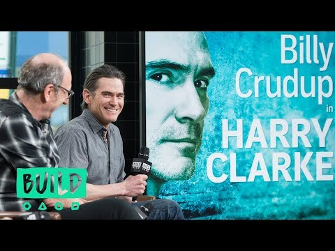 "Billy Crudup, David Cale & Leigh Silverman Speak On ""Harry Clarke"""