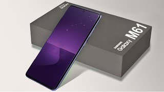 Samsung Galaxy M61 - Official Look | Specification | Price In India | Launch Date.