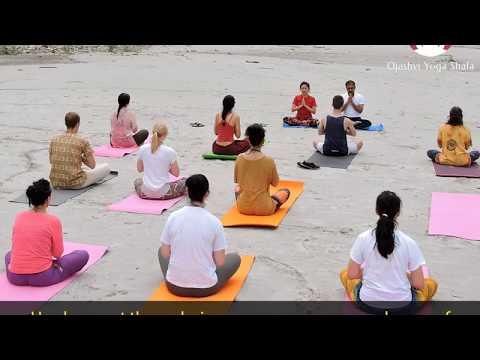 Nagesh - Lead Teacher of Ojashvi Yoga Shala