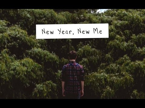 New Year, New Me | A Poem