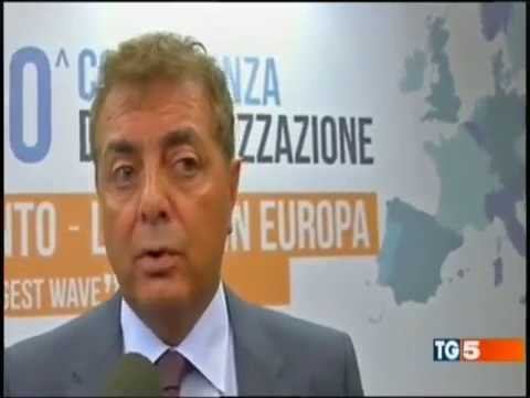 FABI. SILEONI AL TG DI CANALE 5 SULLA SITUAZIONE DEL MONTE PASCHI