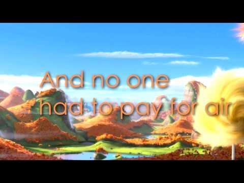 Dr. Seuss' The Lorax-