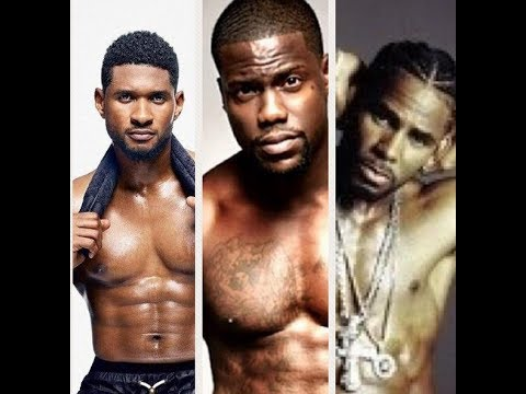 Usher,Kevin Hart And R.Kelly OH MY!!!!