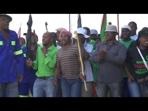 Afrique du Sud/Platine: Marikana se réveille en grève