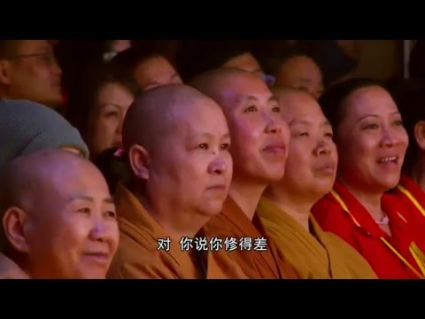 2015-04-10 新加坡 Singapore 卢台长Master JunHong Lu 世界佛友见面会【开示】