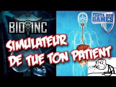 """Bio Inc - Simulateur de """"Tue ton patient"""" sur iOs"""
