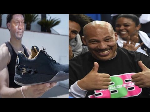 LaVar Ball Defends $495 Big Baller Sneakers, Says $220 Sandals Are 'Better ...