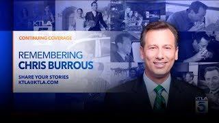 Remembering Chris Burrous KTLA 5 News