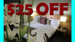 Last minute hotel deals $25 OFF