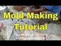 Mold making process and casting tutorial