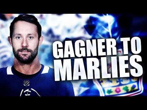SAM GAGNER TO TORONTO MARLIES (AHL Assignment / Loan - Vancouver Canucks / Utica Comets) Maple Leafs
