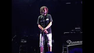 "J. Cole ""4 Your Eyez Only"" Tour. Best performance"