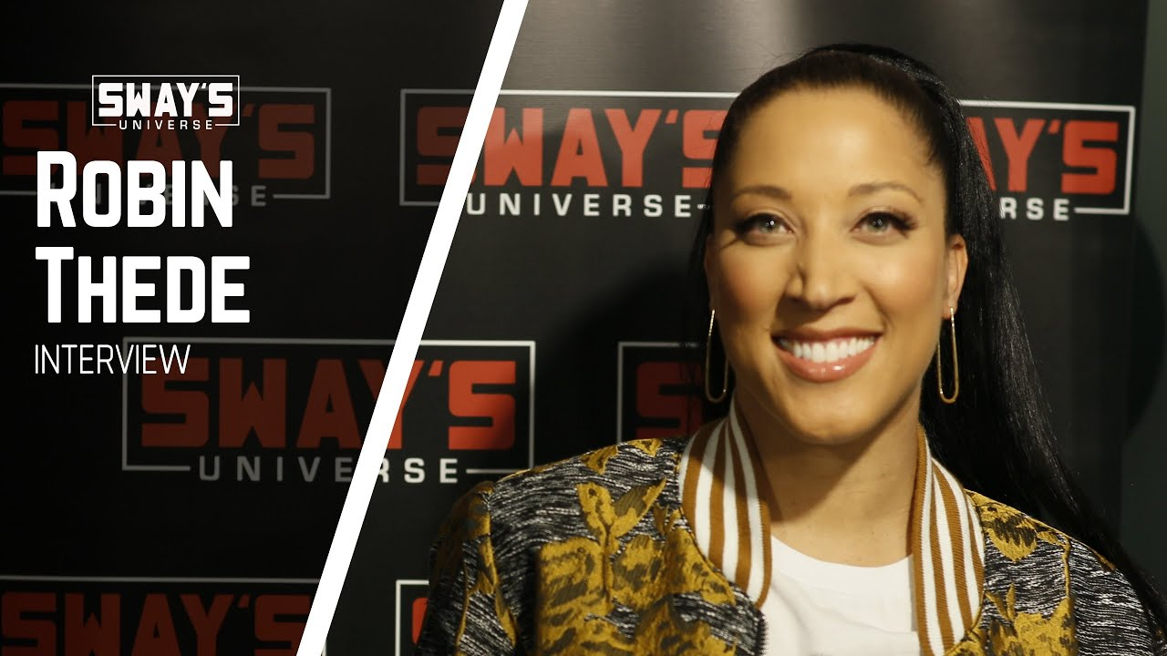 Robin Thede on Black Women Taking Over Comedy & Breaking Records with 'A Black Lady Sketch